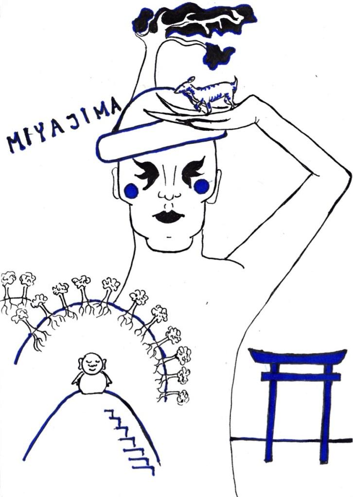 12. Miyajima